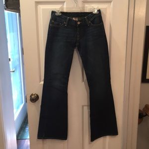 "Lucky Brand ""lil Maggie ""dungarees jeans"